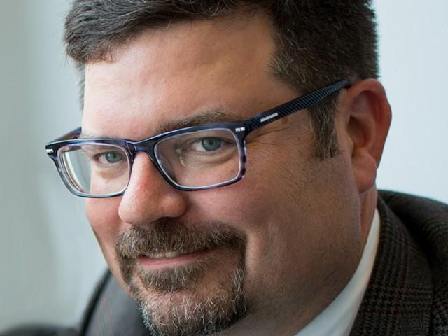 Scott Finn - COURTESY WEST VIRGINIA PUBLIC BROADCASTING