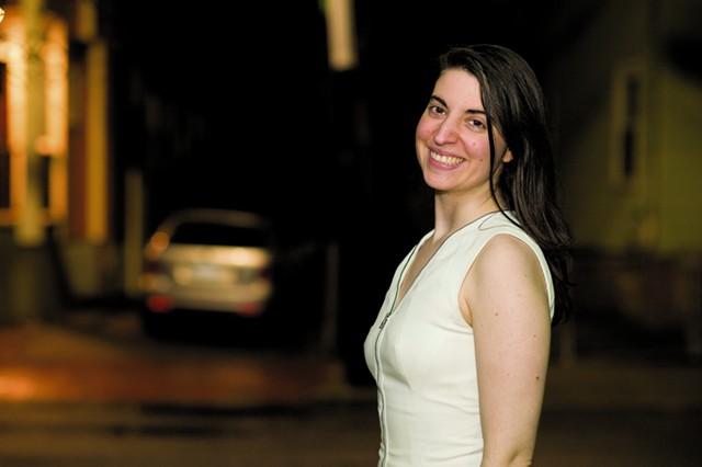 Pamela Ross - COURTESY OF ERIC BANASH