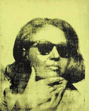 Portrait of Ethel Scull by Andy Warhol - HALLARTFOUNDATION.ORG
