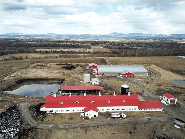 Nordic Farms - CALEB KENNA