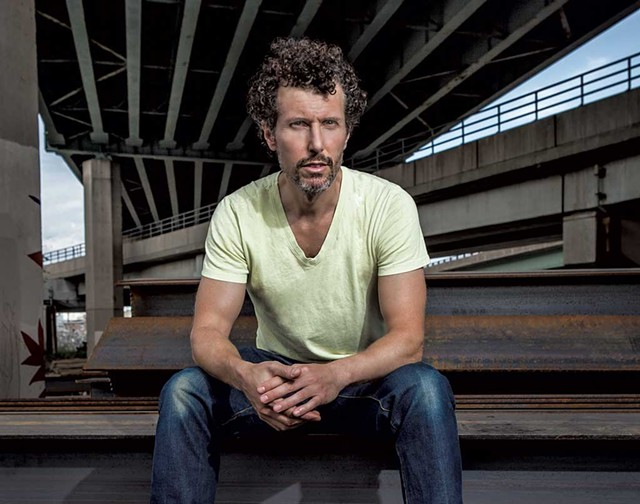 Josh Wink - COURTESY OF JOSH WINK