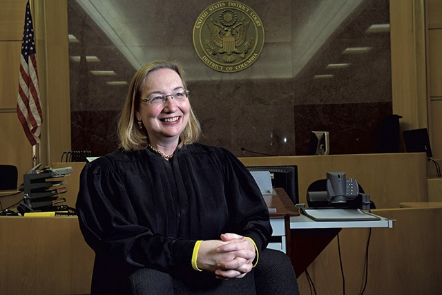 Judge Beryl Howell - THE WASHINGTON POST/GETTY IMAGES