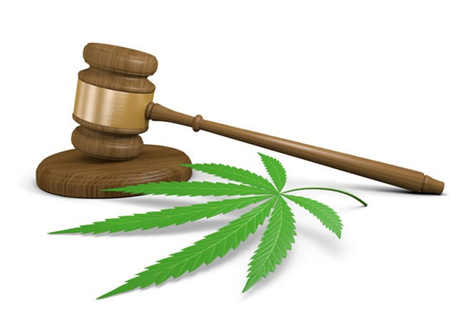 Court's adjourned - DAVID CARILETT/DREAMSTIME