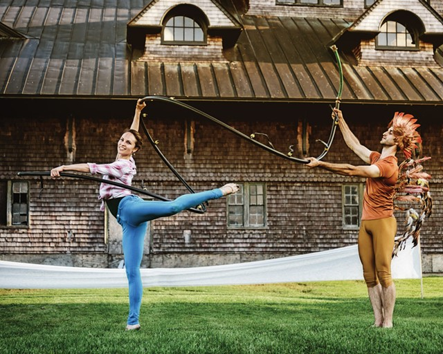 Farm to Ballet Project - COURTESY OF FARM TO BALLET/TIM BARDEN