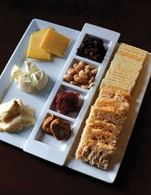 Cheese plate - SARAH PRIESTAP