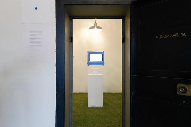"""Image of """"Output/Input"""" by Erika Senft Miller and Alder. - DANIEL CARDON"""