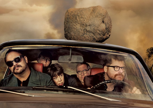 The Decemberists - COURTESY PHOTO