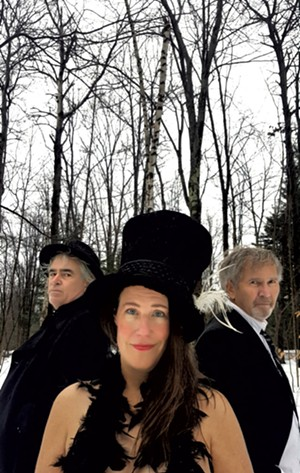 David Rosane & the Zookeepers - COURTESY OF ANNE LISBET TOLLANES