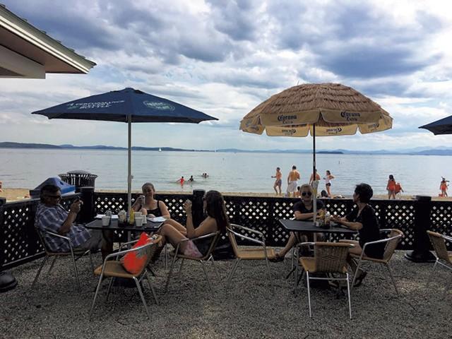 The Beach House - COURTESY OF THE BEACH HOUSE