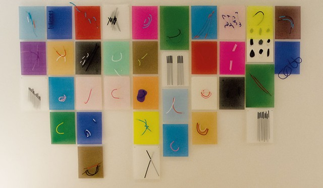 """so many ways of being"" by Nicole Czapinski - SAM SIMON/COURTESY OF BCA CENTER"
