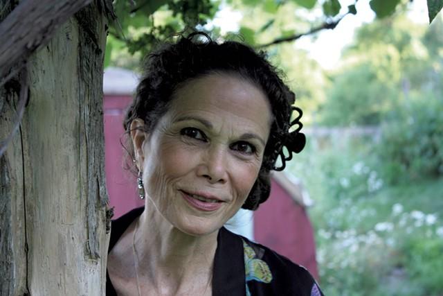 Julia Alvarez - COURTESY OF BILL EICHNER