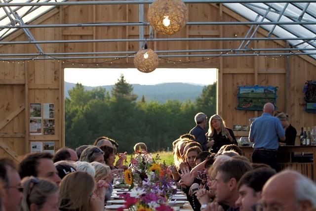 Sandiwood Farm-to-Fork Sunset Dinner - COURTESY OF SANDIWOOD FARM