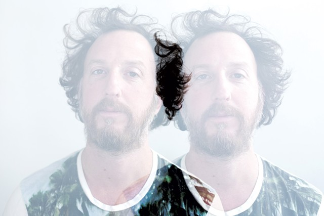 Ryan Miller of Guster - COURTESY OF NATALIE GIRSBERGER