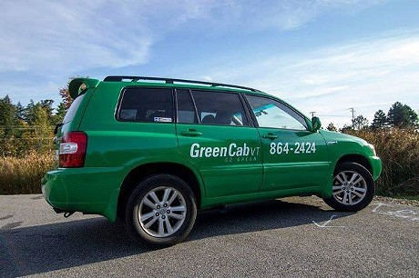 COURTESY OF VERMONT RIDE NETWORK/GREEN CAB VT