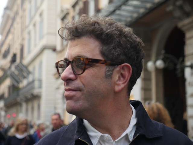 Eugene Jarecki - COURTESY OF EUGENE JARECKI