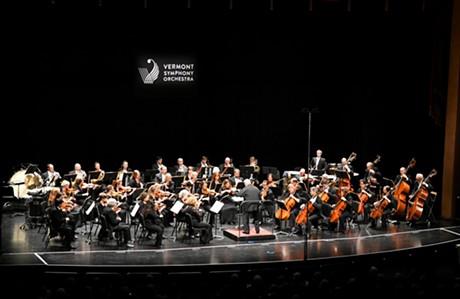 Vermont Symphony Orchestra - COURTESY OF VERMONT SYMPHONY ORCHESTRA