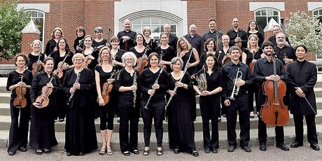 The Burlington Chamber Orchestra - COURTESY OF ALISON REDLICH
