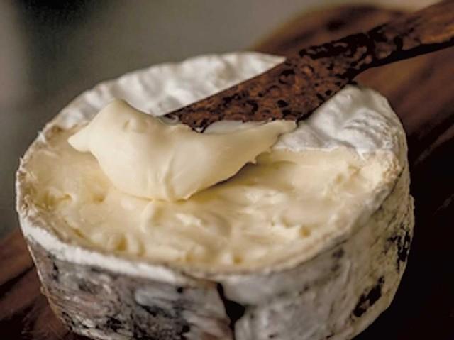 Jasper Hill Farm's Harbison cheese - COURTESY OF JASPER HILL FARM