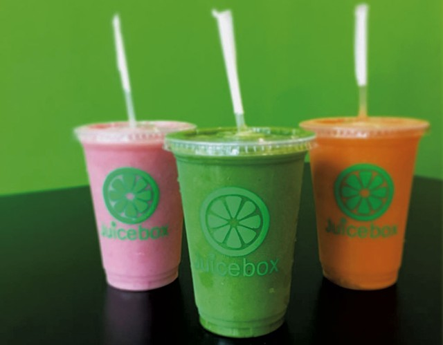 Juice at Juicebox - COURTESY OF JUICEBOX