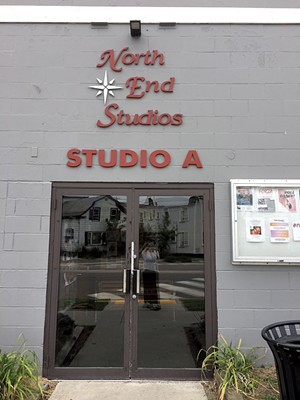 North End Studios - PAMELA POLSTON
