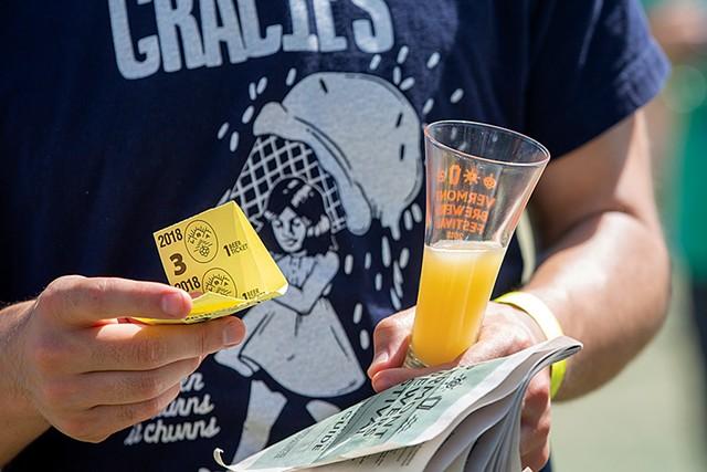 Vermont Brewers Festival - JAMES BUCK