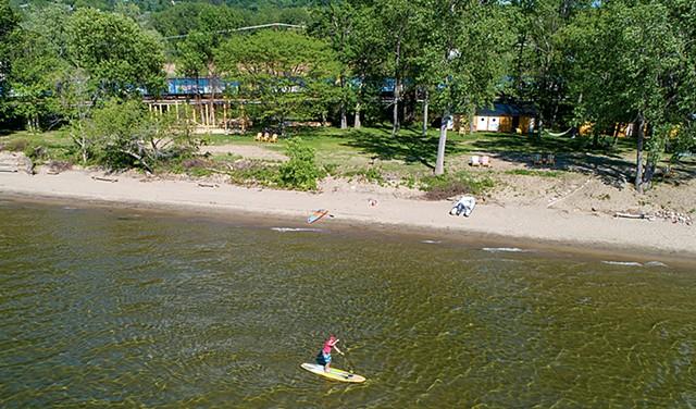 Burlington Surf Club - FILE JAMES BUCK