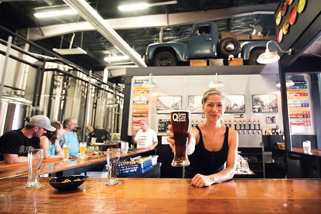 Queen City Brewery - LUKE AWTRY