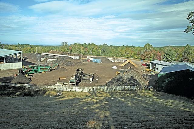Green Mountain Compost - MATTHEW THORSEN