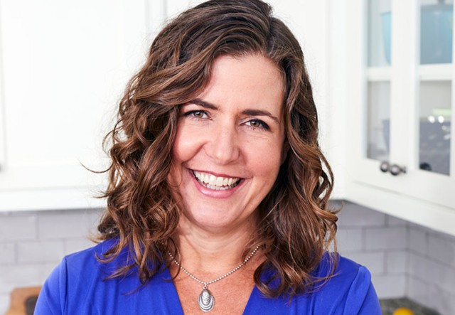 Jessie Price, editor-in-chief of EatingWell - COURTESY OF EATINGWELL
