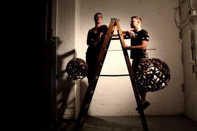 Ivamae and Clay Mohrman - COURTESY PHOTO