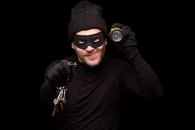 Watch out for guys like this. - SVYATOSLAV LYPYNSKYY | DREAMSTIME.COM