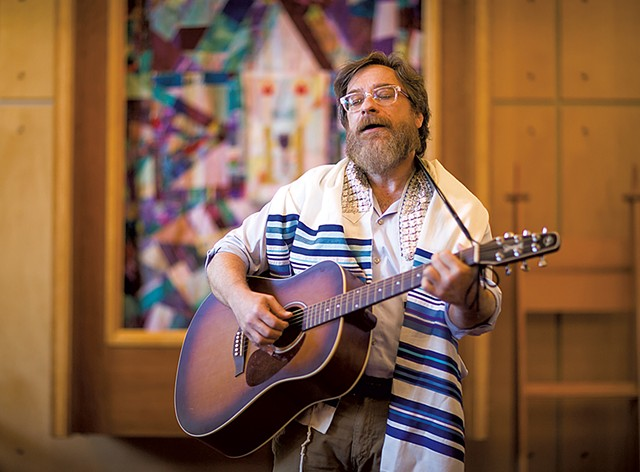 Rabbi David Edleson - LUKE AWTRY