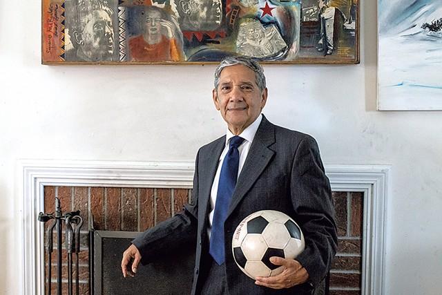 Luis Lázaro Tijerina - LUKE AWTRY