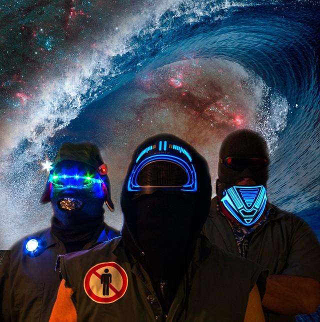 Tsunamibots - COURTESY PHOTO