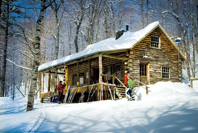 Slayton Pasture Cabin - COURTESY OF LAUREN STAGNITTI PHOTOGRAPHY