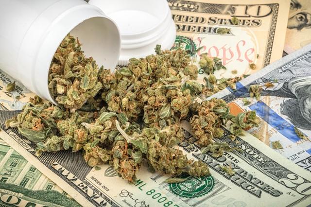 Cash crop? - DREAMSTIME