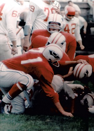 New England Patriots, 1960