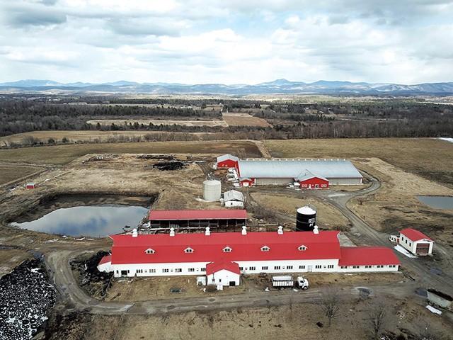 Nordic Farms in Charlotte - FILE: CALEB KENNA
