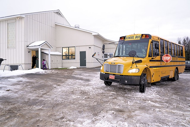 Holland Elementary School - DON WHIPPLE