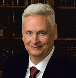 David Hall - COURTESY OF NEWVISTAS FOUNDATION