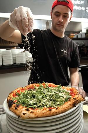 Pizzeria Verità - MATTHEW THORSEN