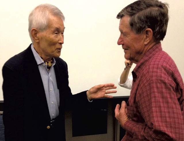 Yasuaki Yamashita and Henry Coe - KEN PICARD