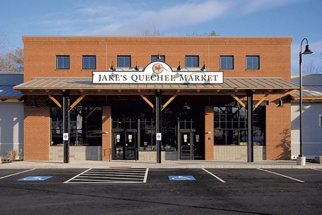 Jake's Quechee Market - COURTESY OF JAKE'S QUECHEE MARKET