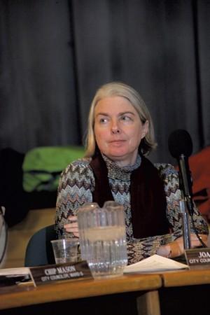 Joan Shannon - FILE: MATTHEW THORSEN