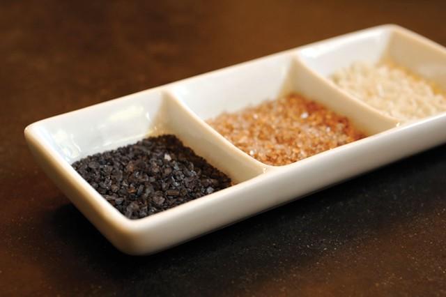 Salt in Montpelier - JEB WALLACE-BRODEUR