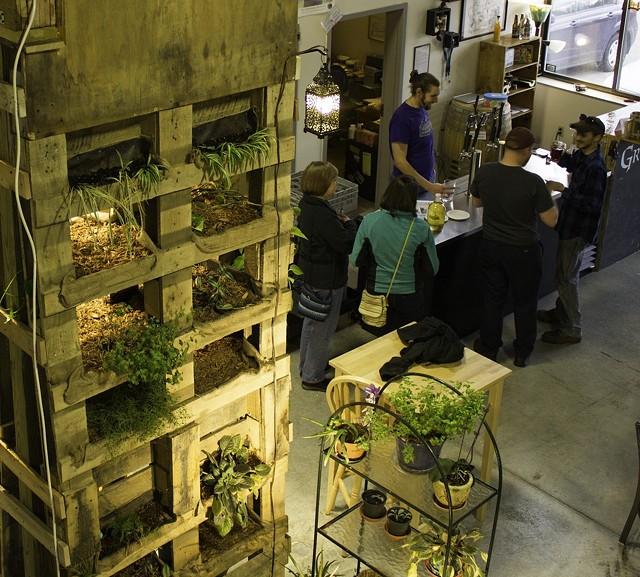 Groennfell Meadery Tasting Room - FILE PHOTO