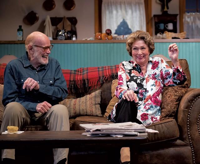 Kenneth Kimmins and Diane J. Findlay - COURTESY OF KATA SASVARI