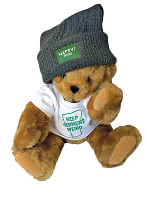 Vermont Teddy Bear - COURTESY OF VERMONT TEDDY BEAR