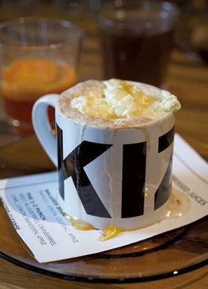 Choco-latte - JEB WALLACE-BRODEUR