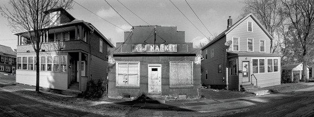"""A&J Market"" by Arthur Gilman - COURTESY OF ALLEY GALLERY"